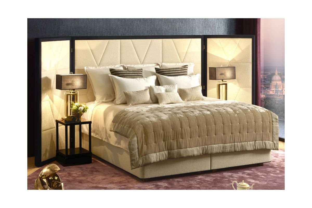 Vispring Diamond Majesty President Boxspring 140x200