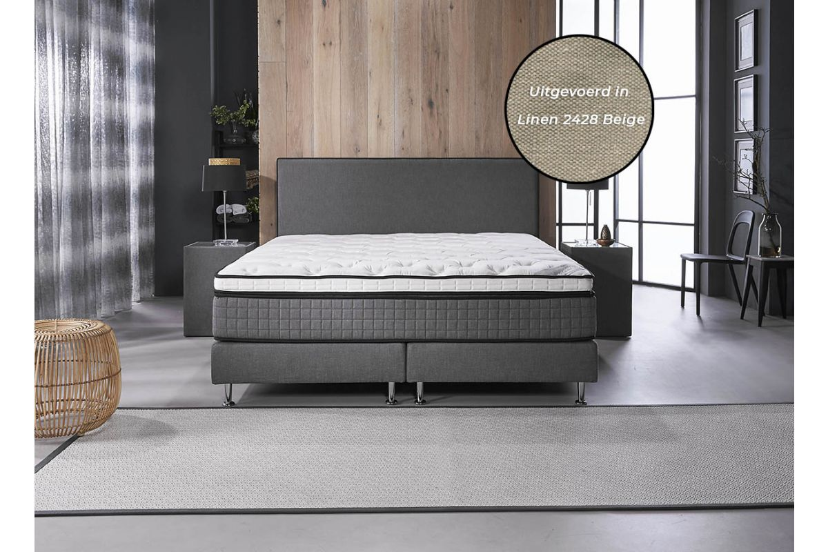 Serta Limited Classico Splendid Royal Voorraad Boxspring -50%