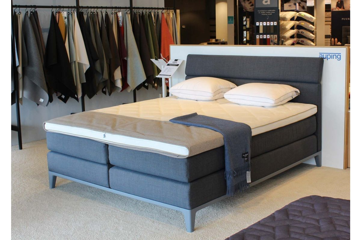 Auping Criade Bend Boxspring 180x200 Showroom Sale -35%