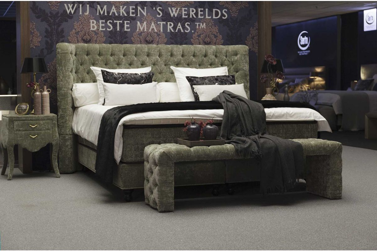 Serta Wagner Boxspring 180x210 Showroom Sale -35%