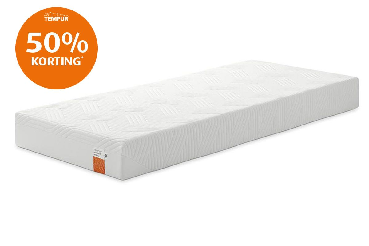 Tempur Original Prima Cooltouch Outlet Matras 19cm 80x200