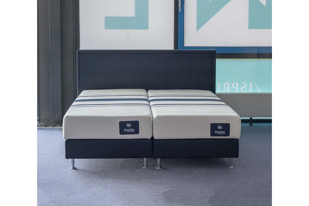 Serta Pure 25 Boxspring 180x200 Showroom Sale -50%
