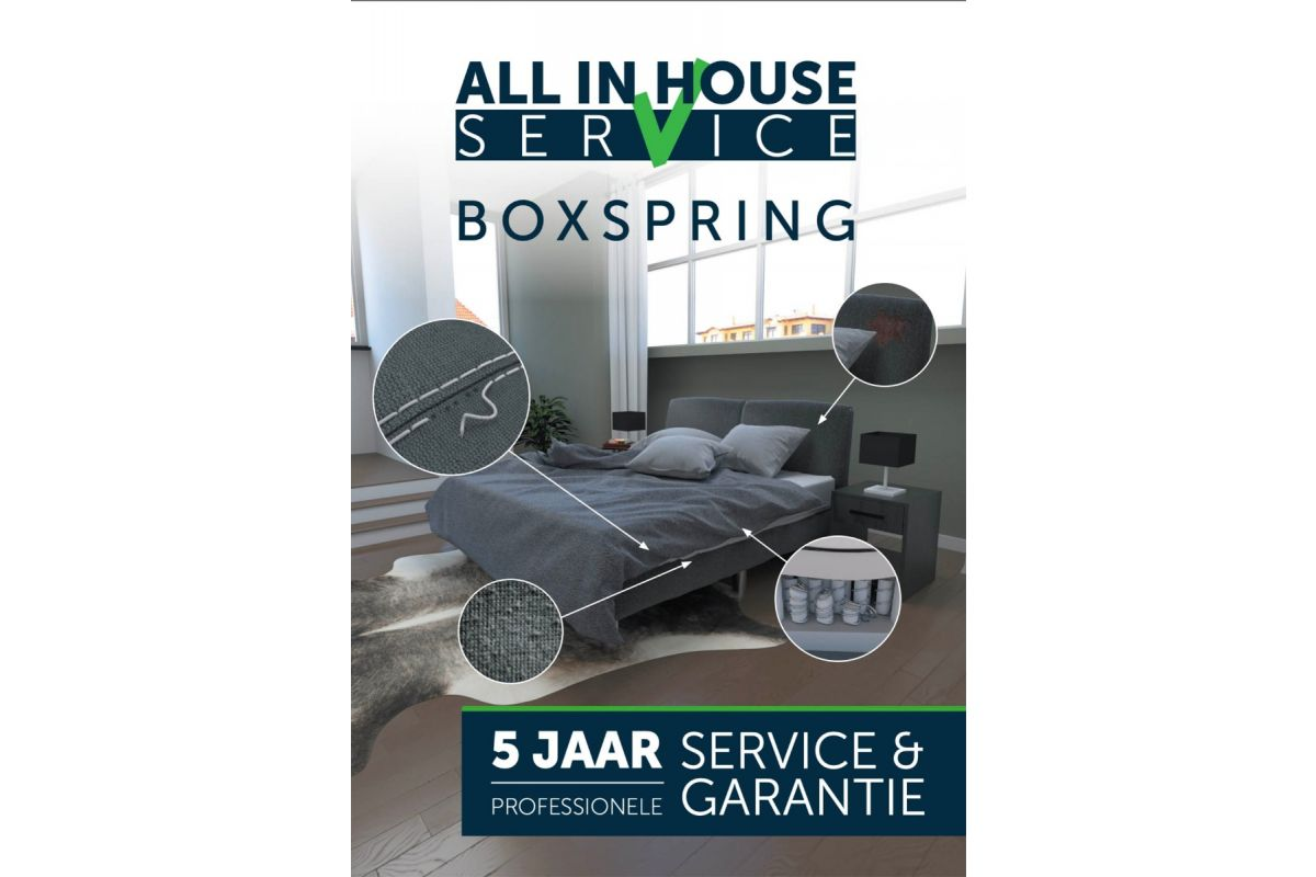 All In House Service Boxspring