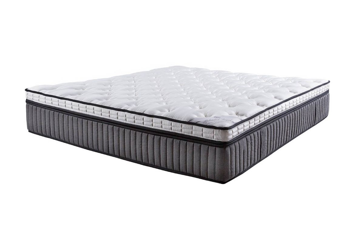 Serta Splendid Royal Mini Pocket Matras