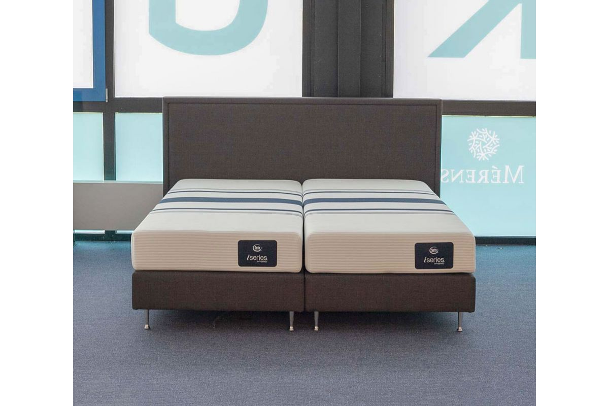 Serta Pure Boxspring 180x200 Showroom Sale -50%