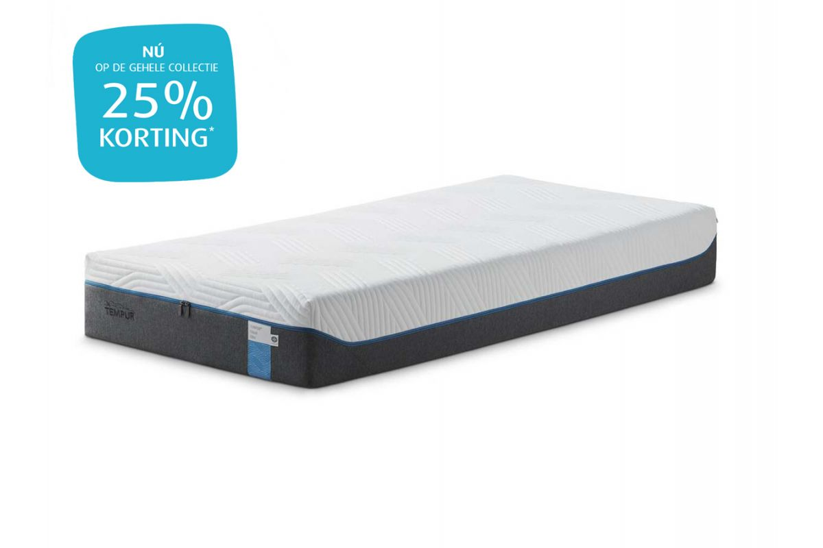 TEMPUR Cloud Elite Cooltouch 25 cm Matras