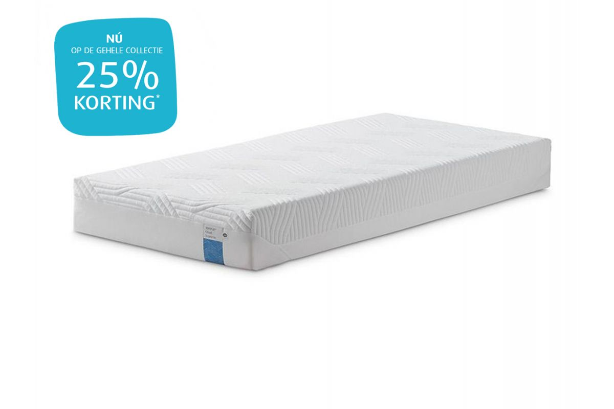 TEMPUR Cloud Supreme Cooltouch 21 cm Matras