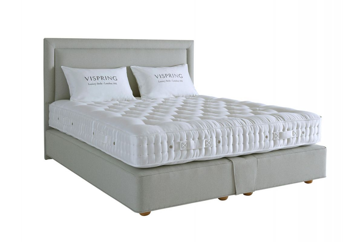 Vispring Baronet Superb DeLuxe Boxspring 140x200