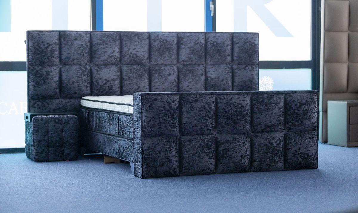 Serta Magnum Grande Boxspring 180x200 Showroom Sale -45%