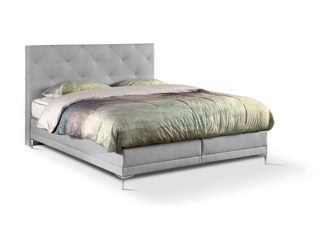 Avek Simmer Twirre 1-persoons Boxspring
