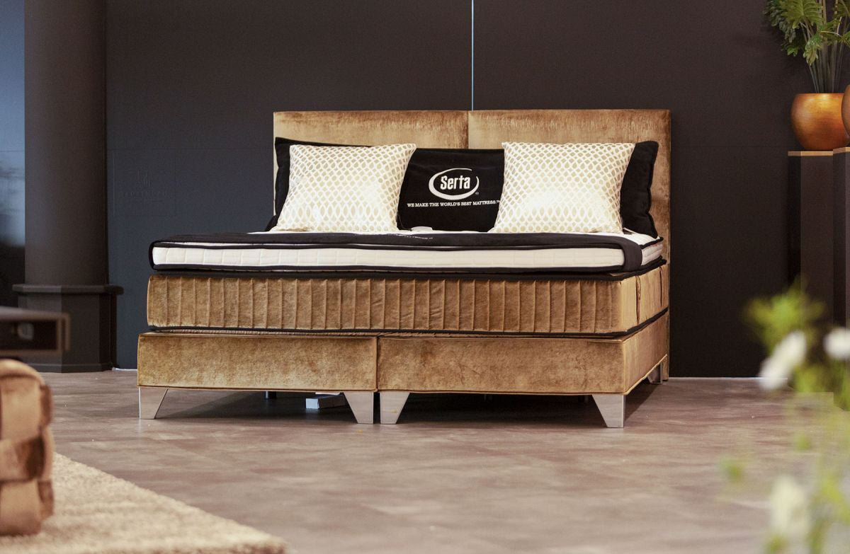 Serta Lounge Boxspring 180x200 Showroom Sale -45%