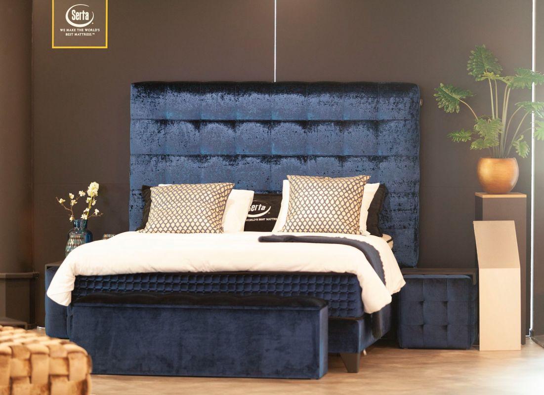 Serta Pandora Boxspring 180x210 Showroom Sale -35%