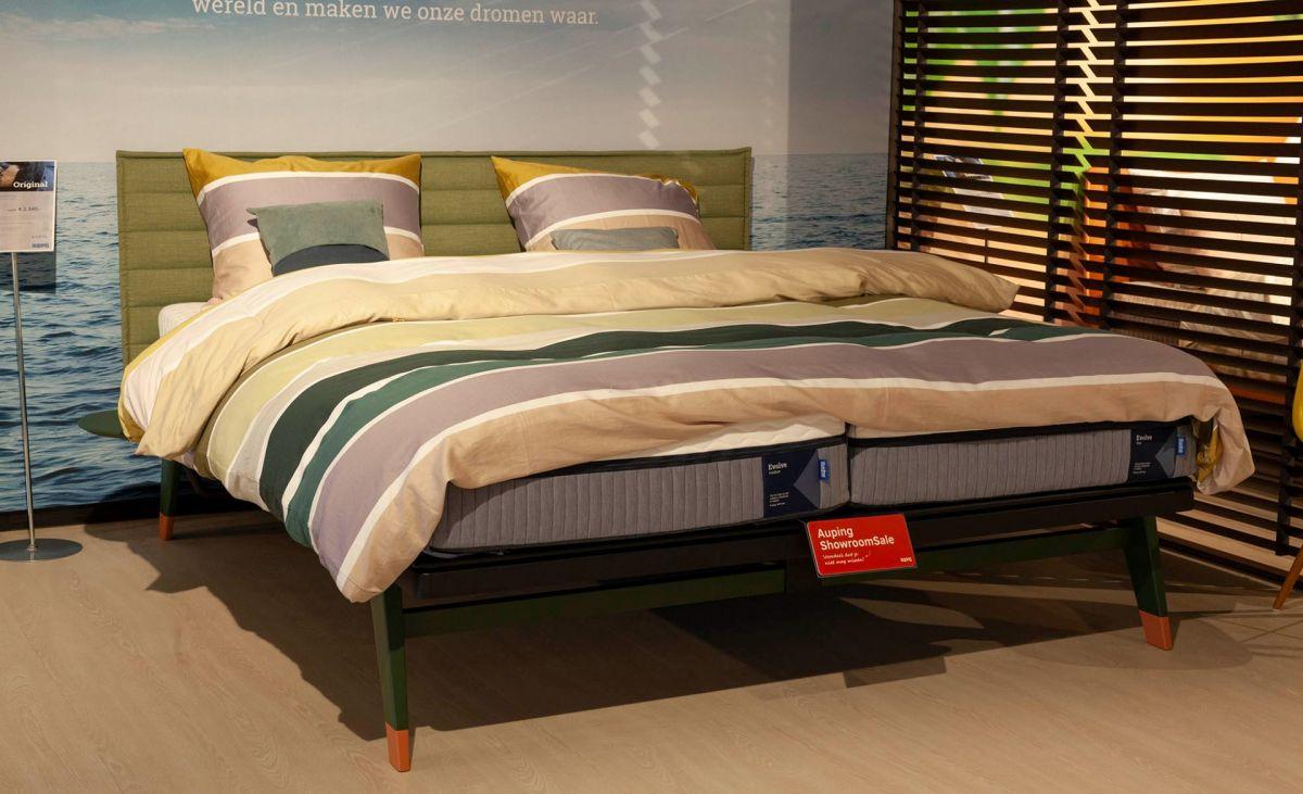 Auping Original bed 180x210 Showroom Sale -30%