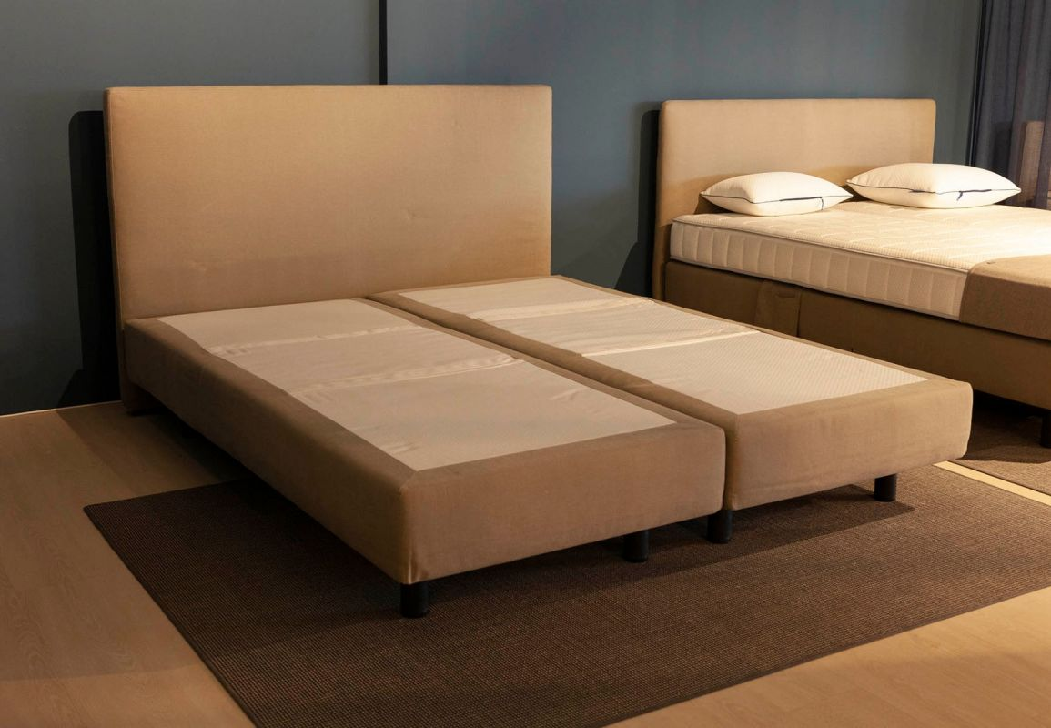 Auping Nice Elektrische Boxspring 180x210 Showroom Sale -35%